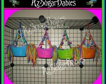 sugar glider cage set colored ball boats sale 6 colors