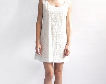 romantic brodery dress, short dress,