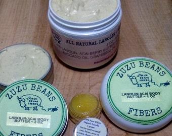 Acai Berry Butter/Lanolin Body Butter