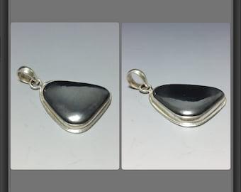 Hematite pendant