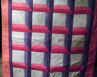The Candace Crib Quilt