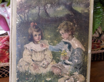 The Bobbsey Twins On Blueberry Island By Laura Lee Hope 1917 Vintage Childrens Book
