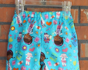 Children's - Doc McStuffins Lounge Shorts