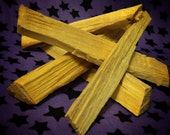 Palo Santo Wood Sticks - Authentically Harvested, Organically Sourced, Shamanism, Healing, Natural Wood Incense, Protection, Nature