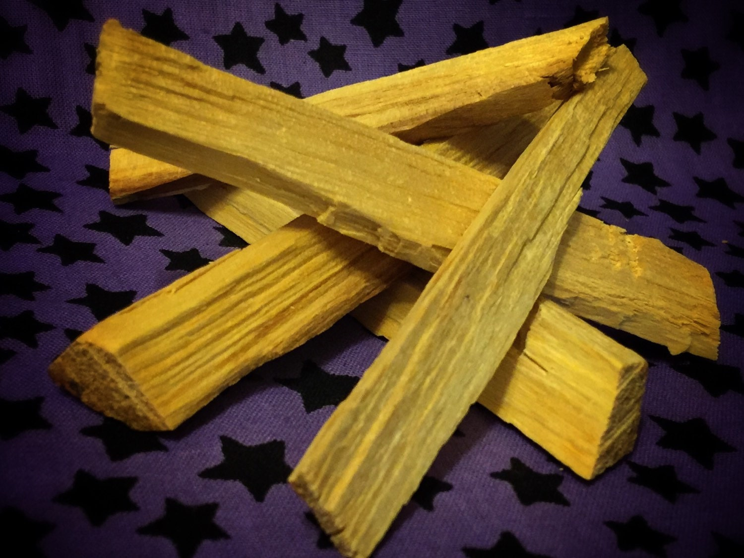 Palo Santo Wood Sticks Authentically Harvested Organically