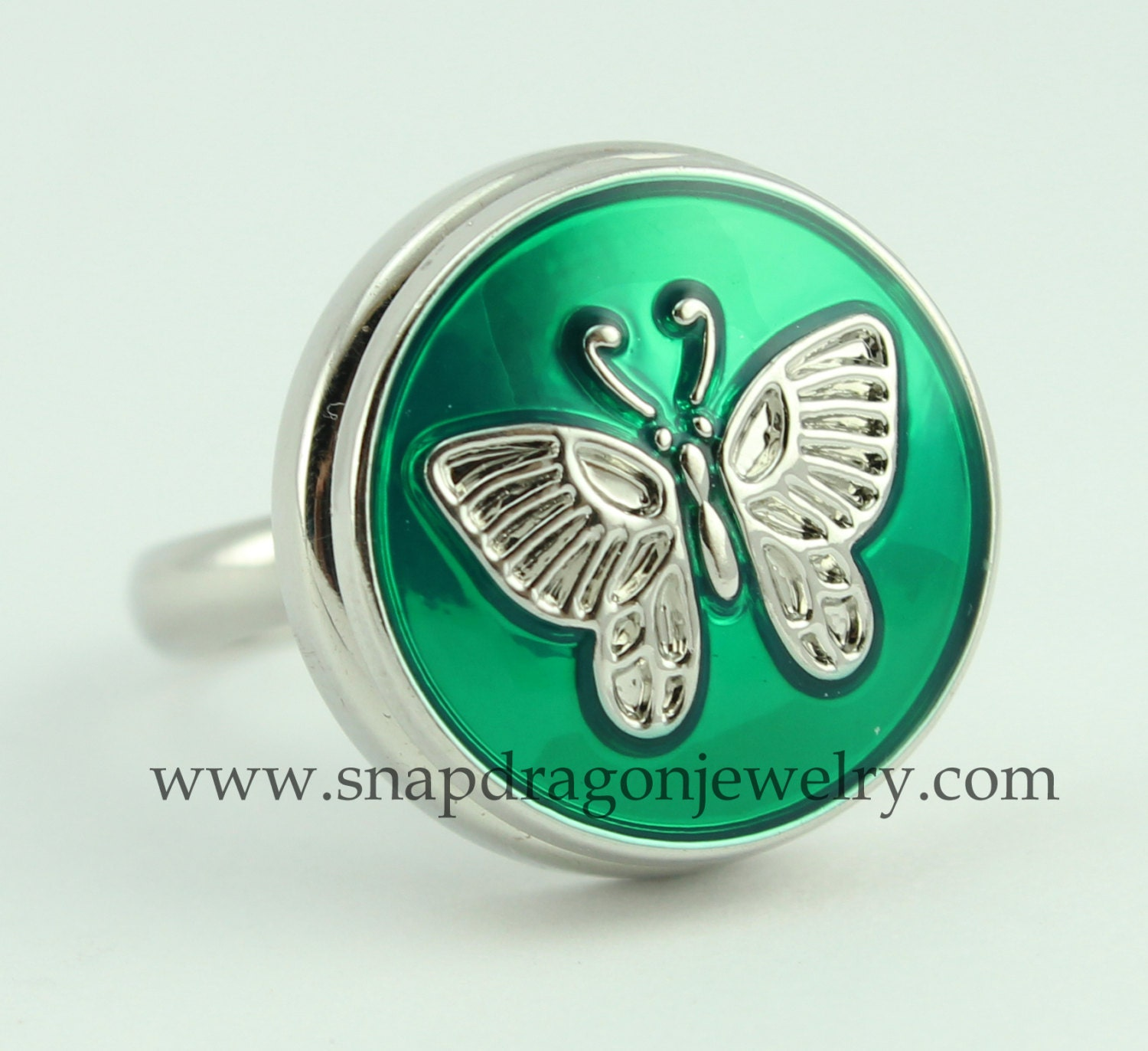 noosa style snap jewelry chunk popper charm button by