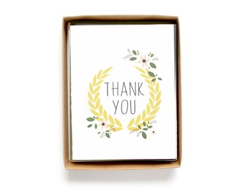 Assorted Thank you Cards