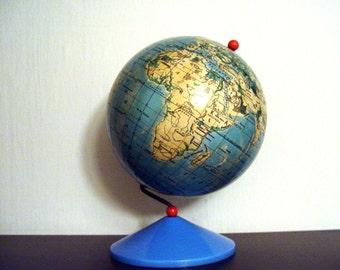 Vintage World Globe.