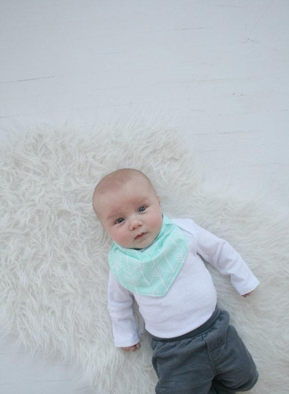 Hipster Baby Bib