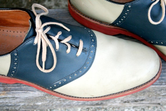 How To Clean Leather Saddle Shoes