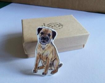"Shop ""border terrier"" in Jewelry"