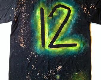 The 12 Nebula - Small Galaxy Shirt