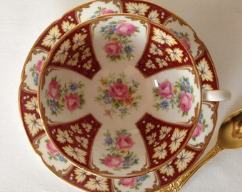 Royal Grafton Tea Cup and Saucer Teacup Set