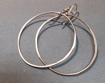 Handcrafted Forged Earrings