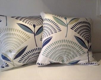 "Funky Cushion Cover ~ Prestigious Dandelion Colonial -Piped Cushion Cover 16""x 16"""
