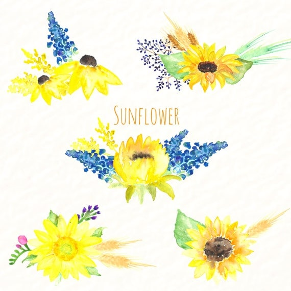 Rustic Sunflower Clip Art Pictures To Pin On Pinterest