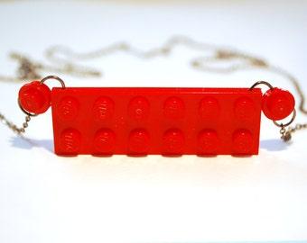 LEGO® necklace - jewelry