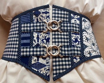 Dutch Blue - Corset Belt