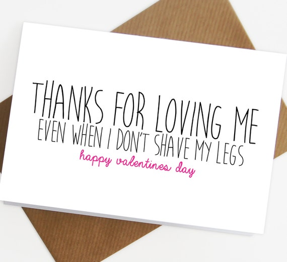 Anniversary card Valentines day card Birthday thanks by ...