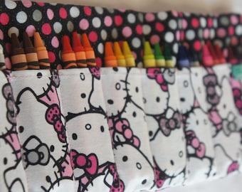 Hello Kitty Gift, Crayon case