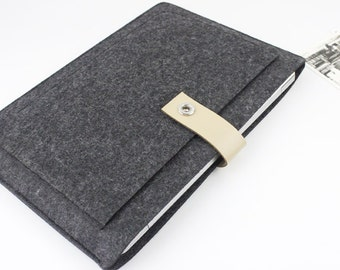 """felt 13 Macbook Air sleeve, Macbook 13"""" sleeve, Macbook 13 case, Macbook Air case, Macbook Air sleeve, Laptop sleeve laptop case SJ229D"""