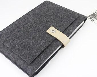 "felt 13 Macbook Air sleeve, Macbook 13"" sleeve, Macbook 13 case, Macbook Air case, Macbook Air sleeve, Laptop sleeve laptop case SJ229"
