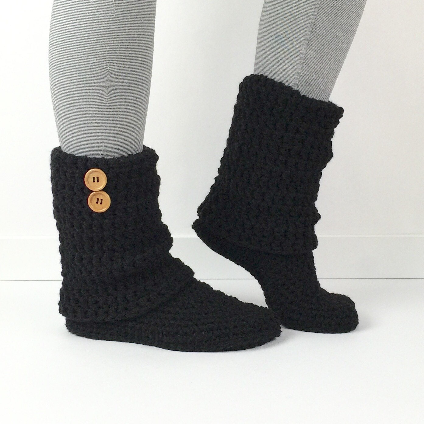 The best slippers for women. This not only makes the slippers outdoor shoes, but can help them feel sturdier and more supportive. The Bearpaw Loki slippers (women's) seemed promising, but for one tester the sheepskin lining felt artificial and clammy on bare feet.