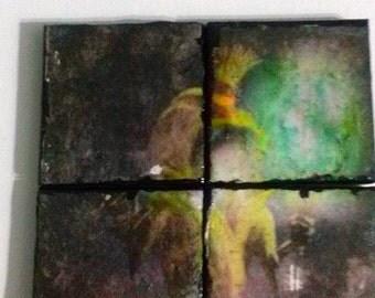 Legend of Zelda Poe puzzle inspired on Ocarina of Time.