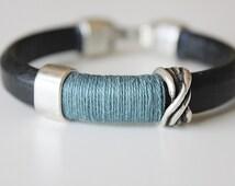 MEN LEATHER BRACELET. Homens pulseira. Bracelet. Leather bracelet, zamak, unisex bracelet, メンズブレスレット. bracelet pour homme. Armband manner.