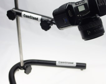 CamStand ® S Pro - Camera Stand, Copy Stand, Tripod