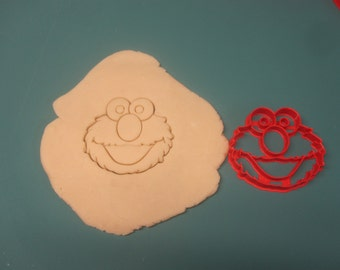 Elmo Cookie Cutter/Multi Sizes