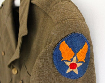 Vintage WWII Air Force Uniform