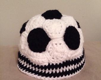 Soccer Beanie