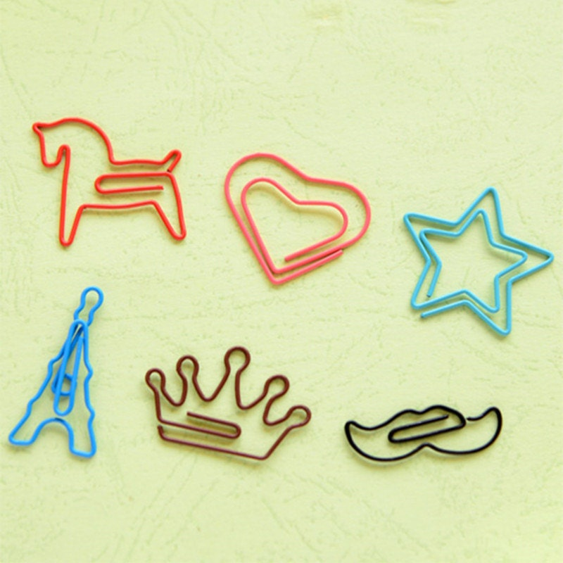 cute paper clips I used, candy-grams and other sayings for cute gifts  oh love that button on the paper clip idea what a great way to doll up those borning old clips :).