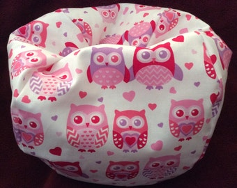 American Doll Or 18 Bean Bag ChairFurniturePink