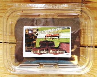 12 oz Kentucky Bourbon Fudge  - Christmas Fudge - Holiday Gifts