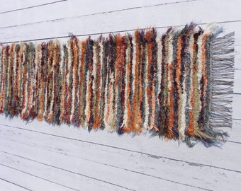 Beautiful handwoven table runner