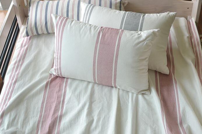 rayure lin tissu grande largeur par yard s lection de 2. Black Bedroom Furniture Sets. Home Design Ideas