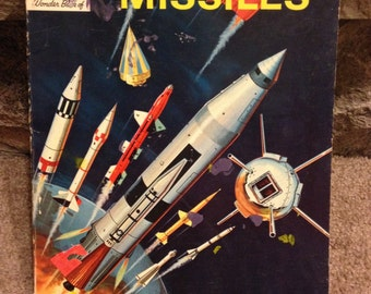 The How and Why Wonder Book of Rockets and Missiles 1962