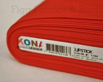 KONA Cotton in Lipstick (Color 1194)