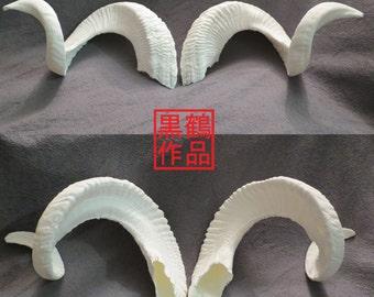 Sheep Ram Horn Replicas