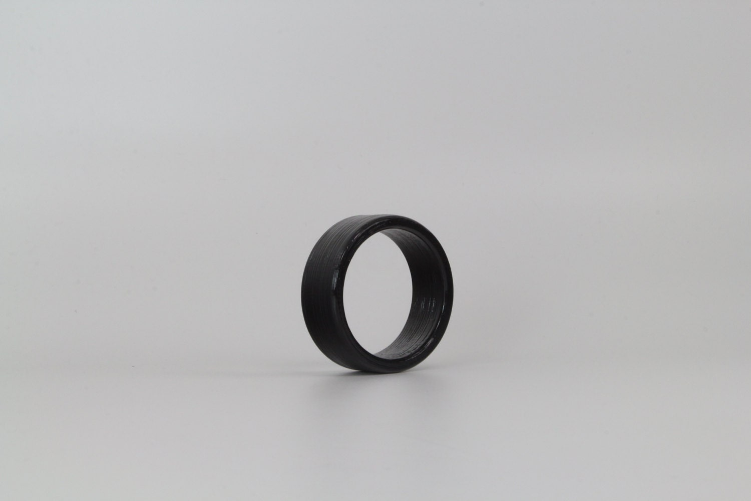 Decorative Cock Ring Leluv 175 Inch 3d Printed Liquorice Cock Ring Male Erection