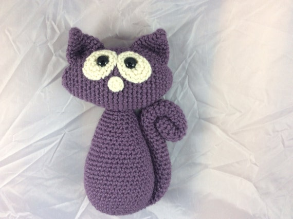 Tutorial Amigurumi Kitty : Crochet Kitty Cat tutorial with photos Cat Pattern