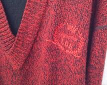 NORMCORE IOU Cardigan // Shirt Attached // Size Medium