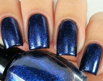 "Fox and Owl Polish ""Darker Water"""