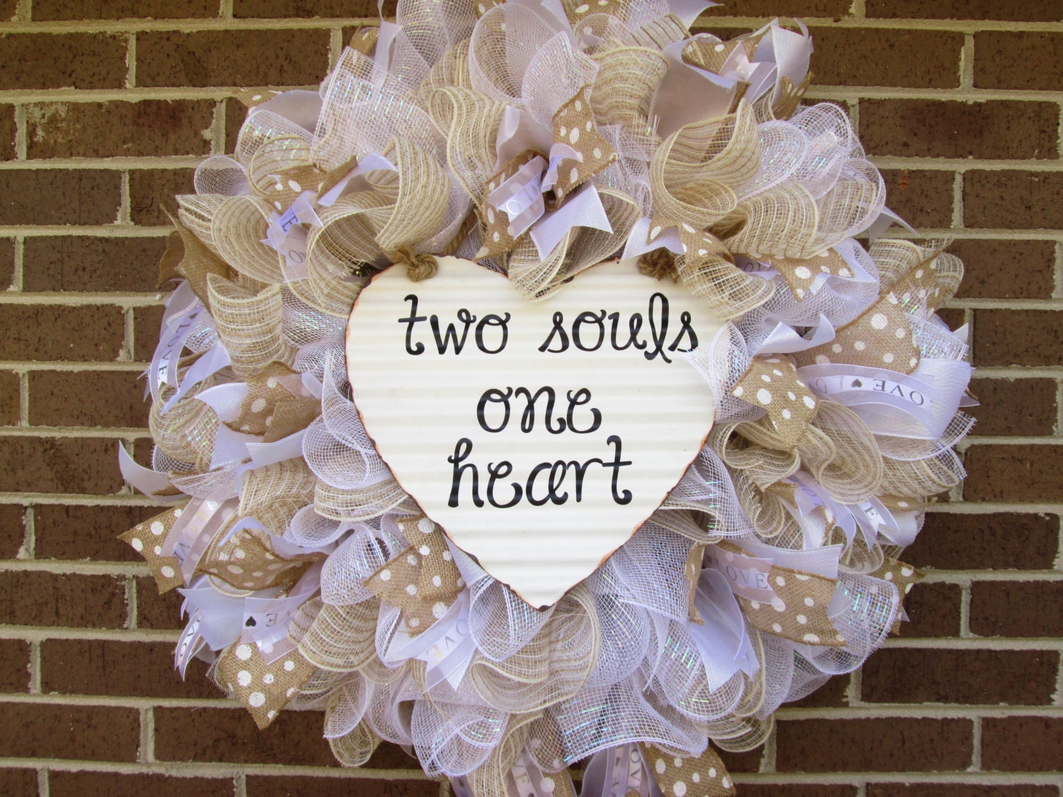 Wedding wreath bridal wreath bridal shower wreath wedding - Wedding bridal shower ...