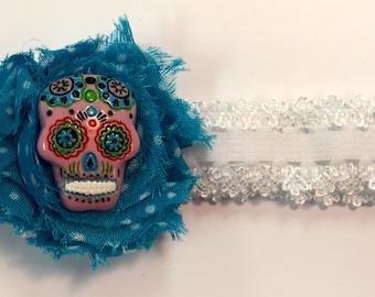 Dia de los Muertos Headband