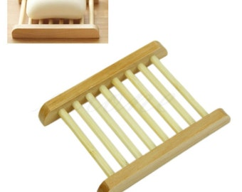 Handmade Natural Wooden and Eco-Friendly Soap Holder