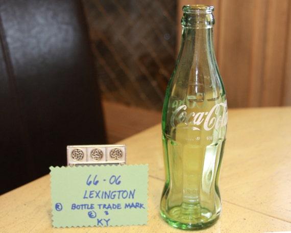 1966 cola flasche alte coca cola flasche in lexington. Black Bedroom Furniture Sets. Home Design Ideas