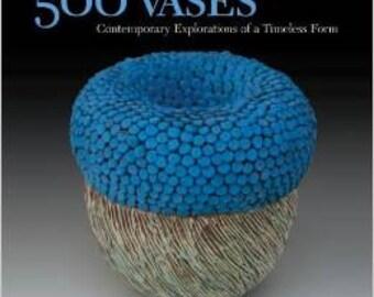 4 Lark 500 books-vases, bowls, plates & chargers, tiles